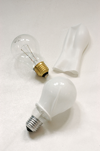 Energy saving lamp case