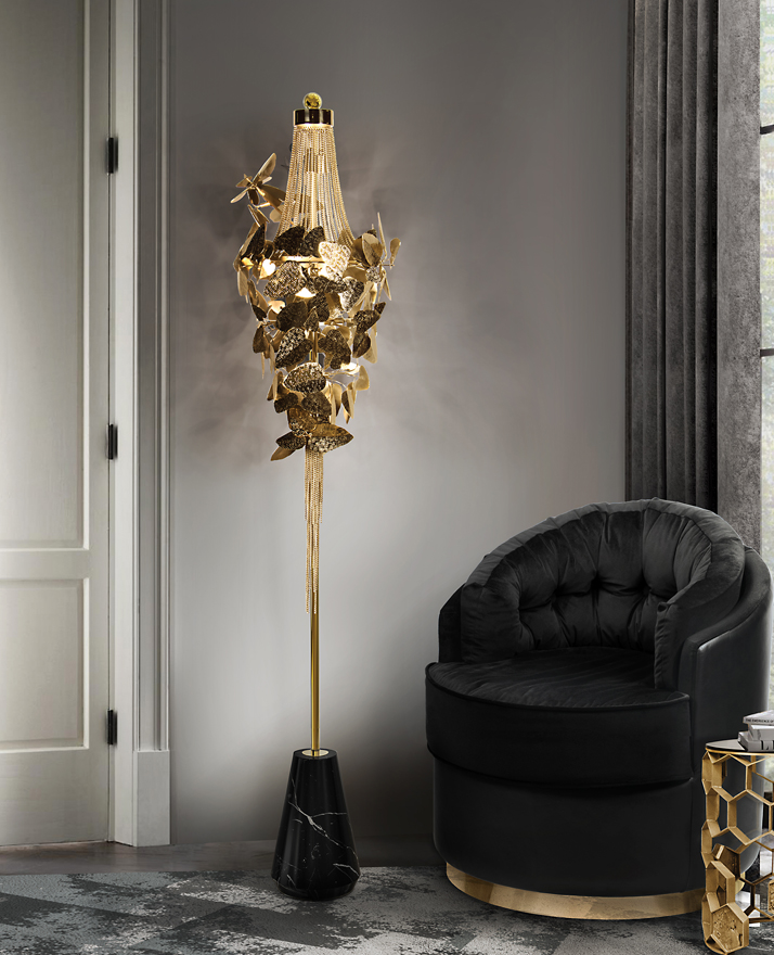 MCQUEEN FLOOR LAMP by LUXXU