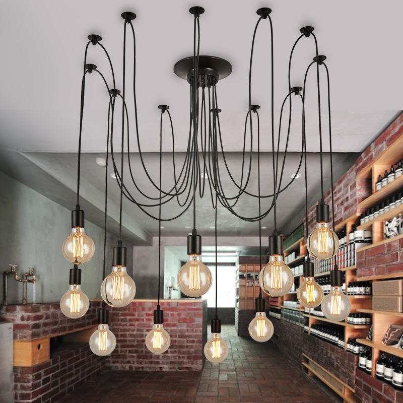 loft, loft style, loft lamps, loft-style chandeliers