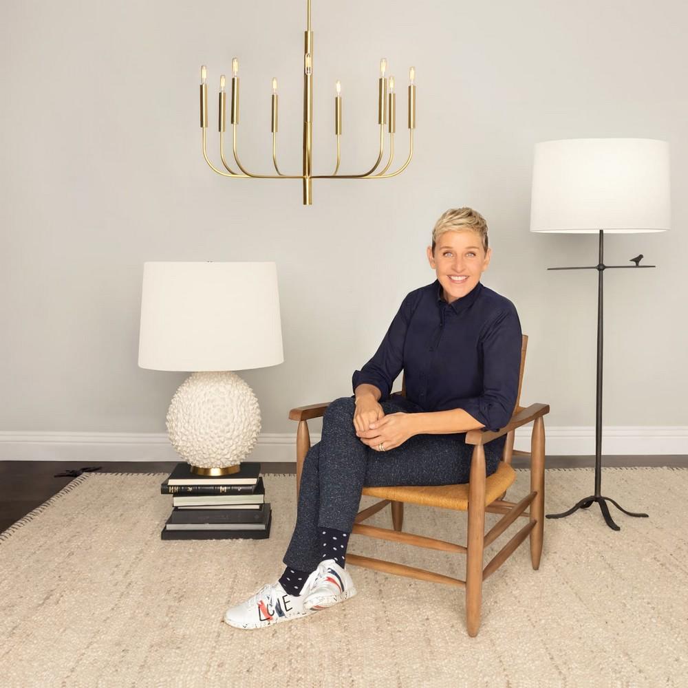 Recall Ellen DeGeneres Mid-Century & Rustic Modern Lighting Collection 1