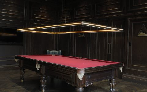Billiard Room Lighting Ideas To Upgrade Your Game Space