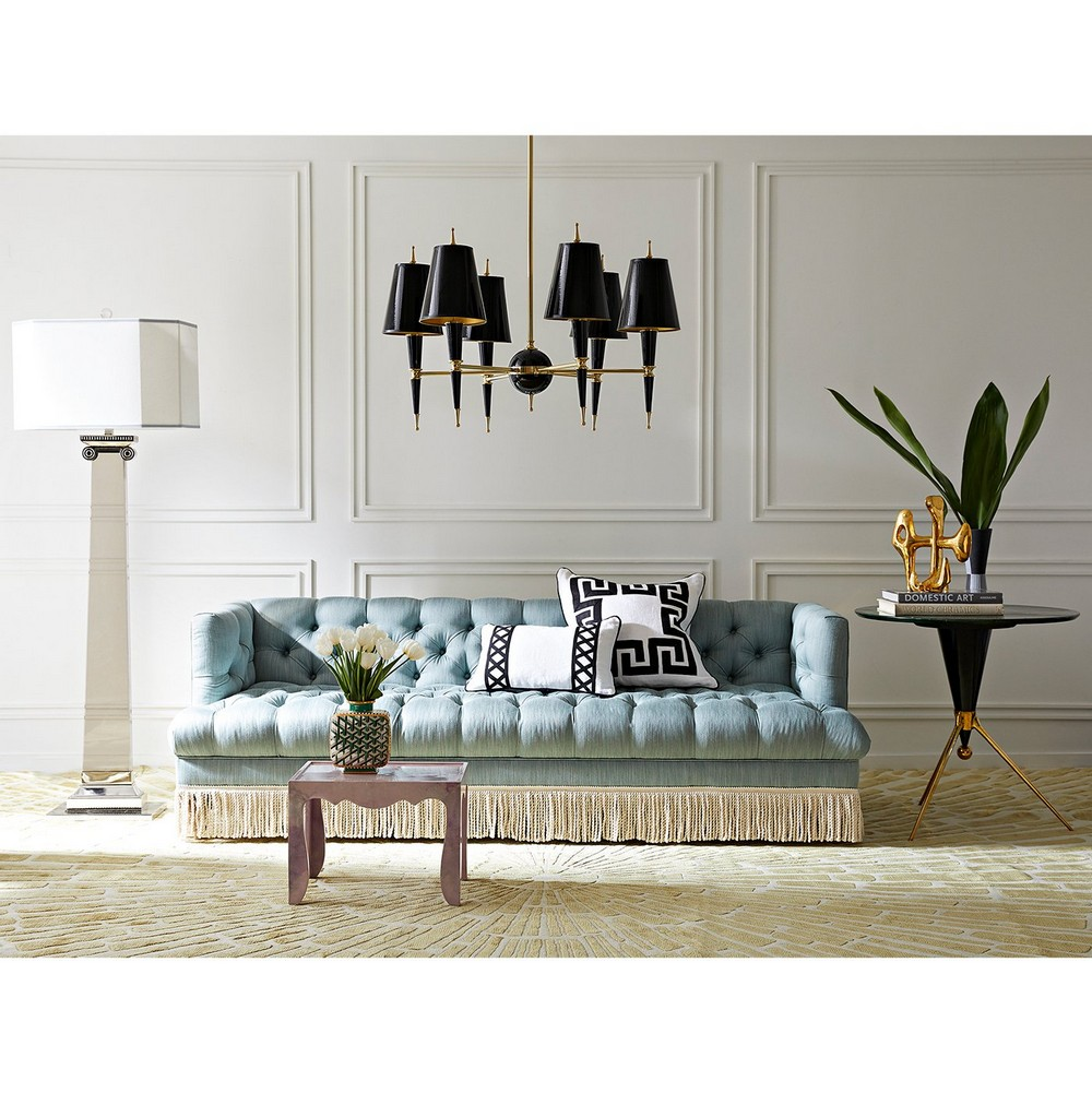 Designer Lighting See Jonathan Adler's Most Exquisite Chandeliers 6
