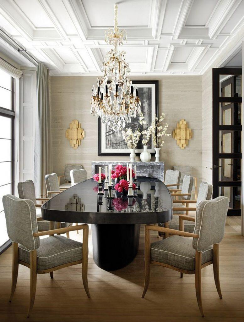 Interior Design Remarkable Lighting Ideas by Jean-Louis Deniot 2