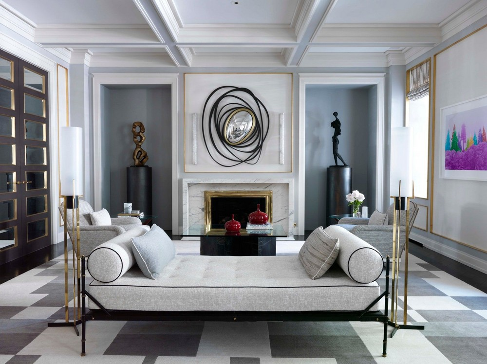 Interior Design Remarkable Lighting Ideas by Jean-Louis Deniot 6