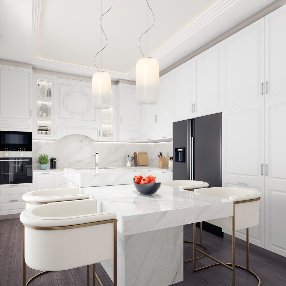 Kitchen Lighting Ideas for an Instant Interior Decor Glow Up 1
