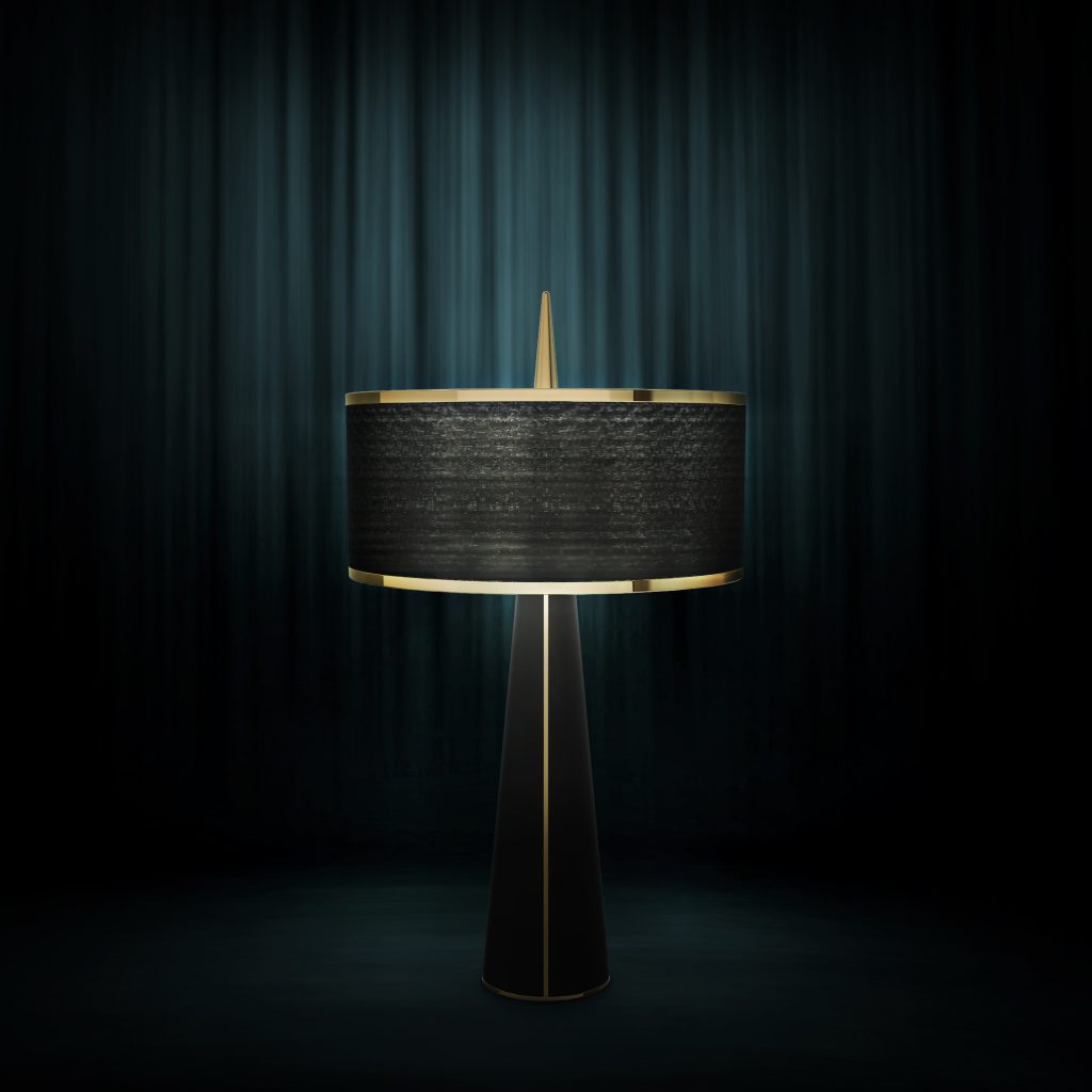 NEEDLE TABLE LAMP by Luxxu