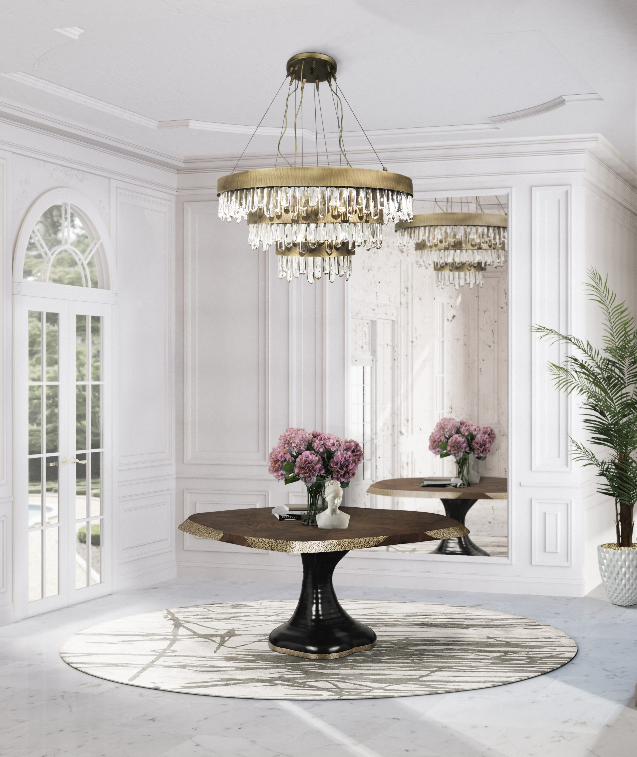 Modern Chandeliers for foyer