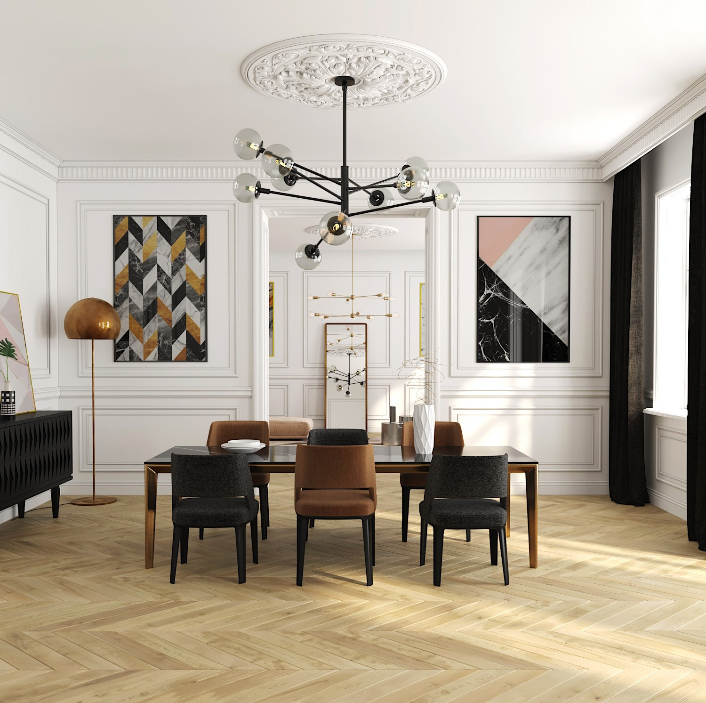 Haussmann Style