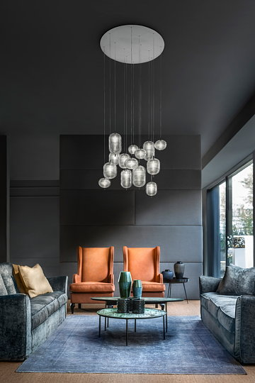 Lodes Debuts Jefferson Suspension Lamp in the US