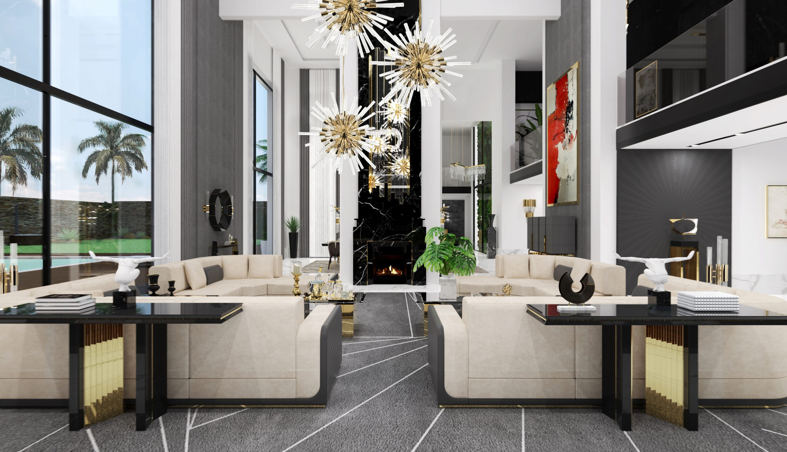 Empowering your Design with Luxury Chandeliers