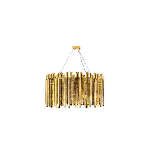 Golden Lamps: Lighting Beauties You Cannot Miss in This New Year's Eve