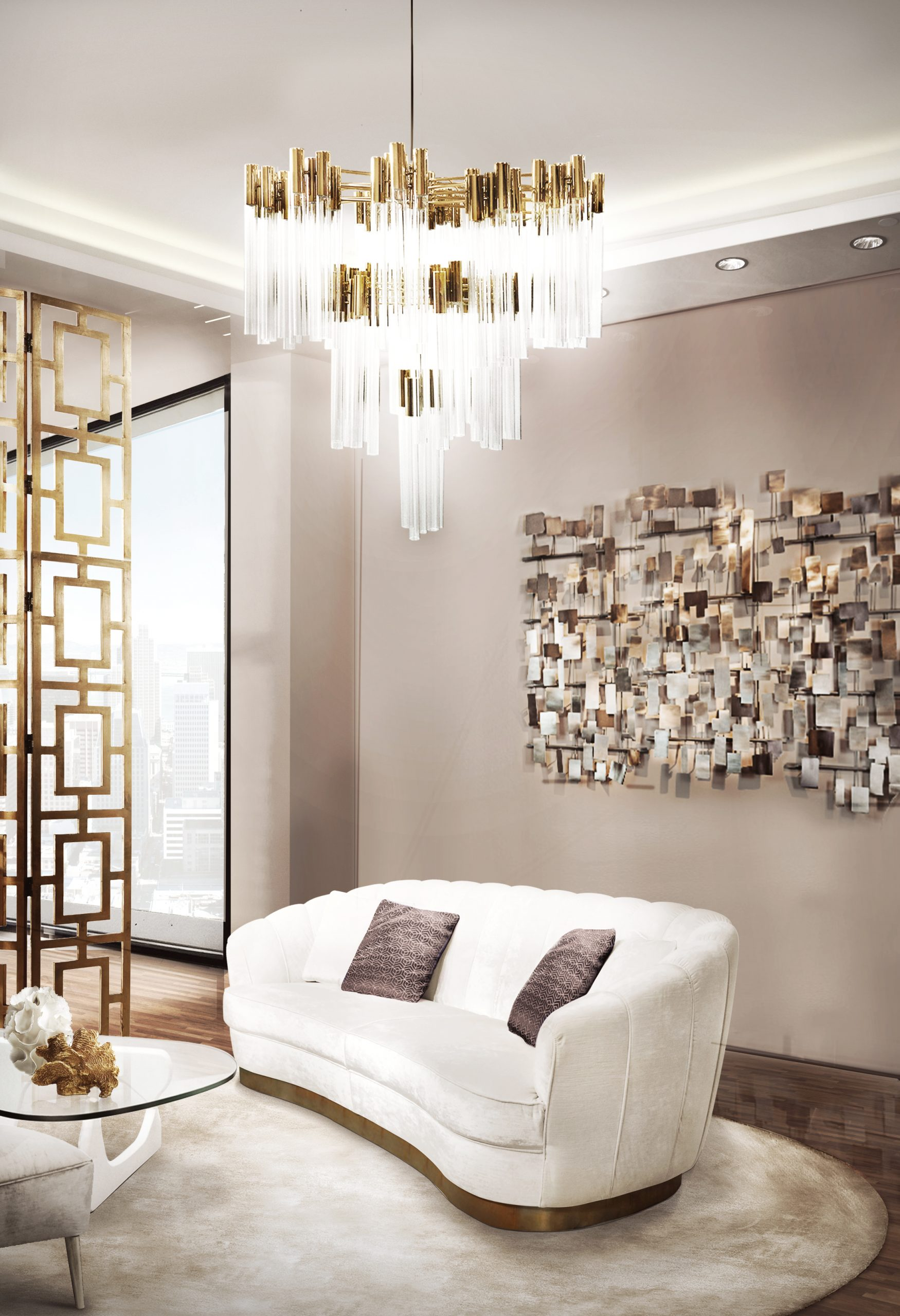 Crystal Chandeliers: 5 Timeless Lights For The Perfect Atmosphere
