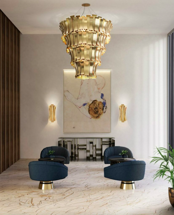 Dramatic Lighting Pieces: The 6 Beauties You Don't Wanna Miss