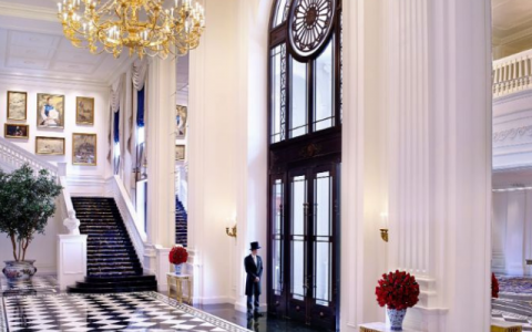 The best luxury showrooms in paris