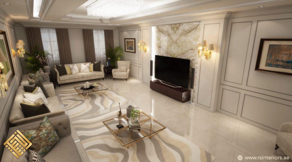 Best interior design projects in Sharja