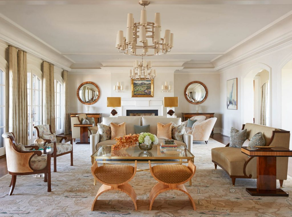 interior design projects form Connecticut