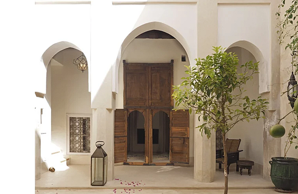 Best Interior Projects in Marrakech