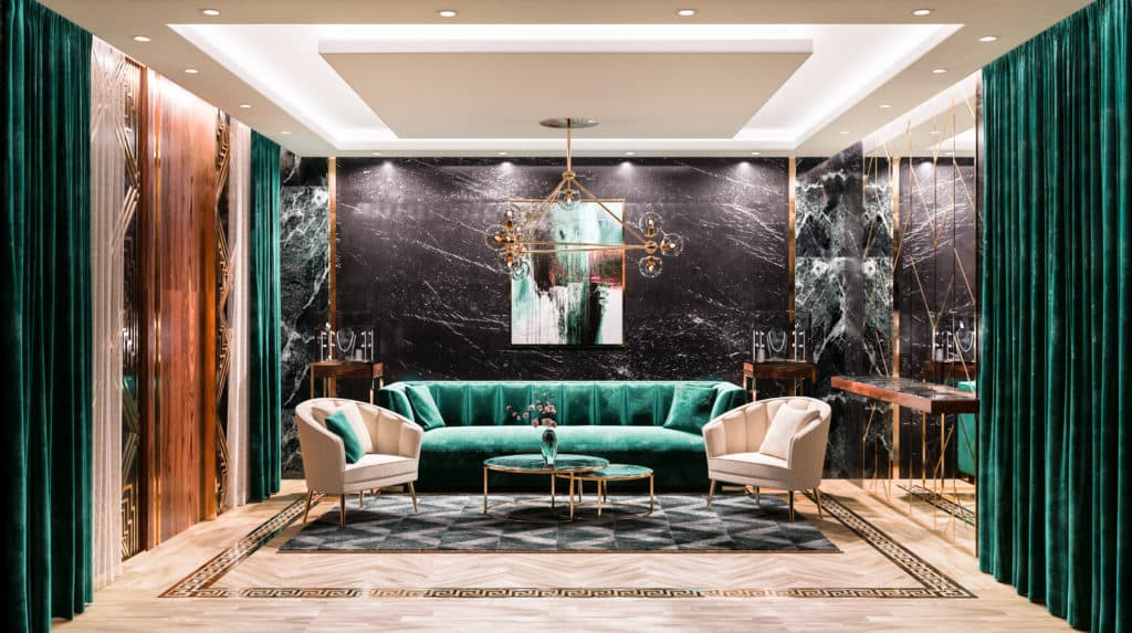 zurich Fall In Love With The Top Interior Designers From Zurich Gala Design AG