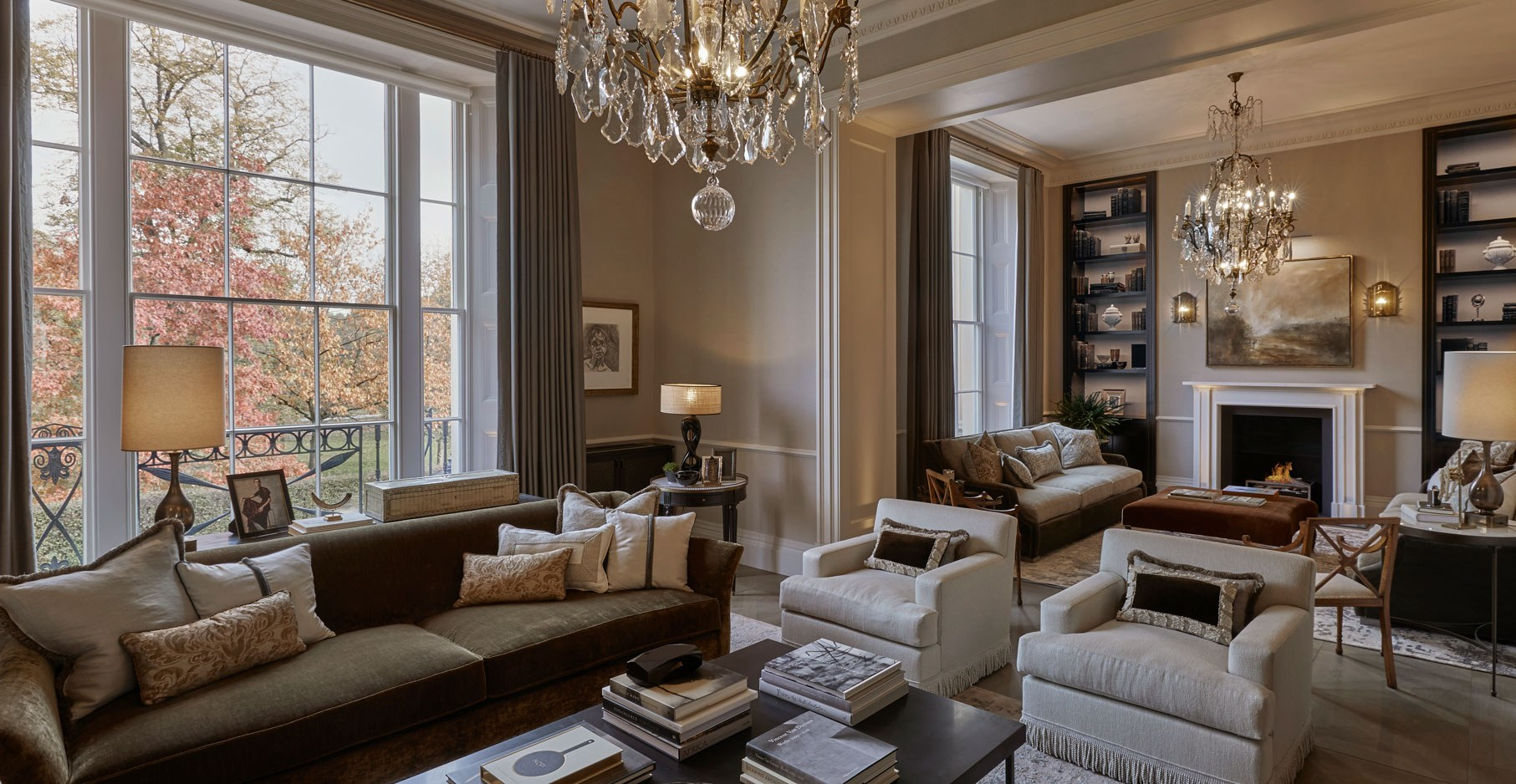 The Most Inspire Interior Design Projects By Louise Bradley