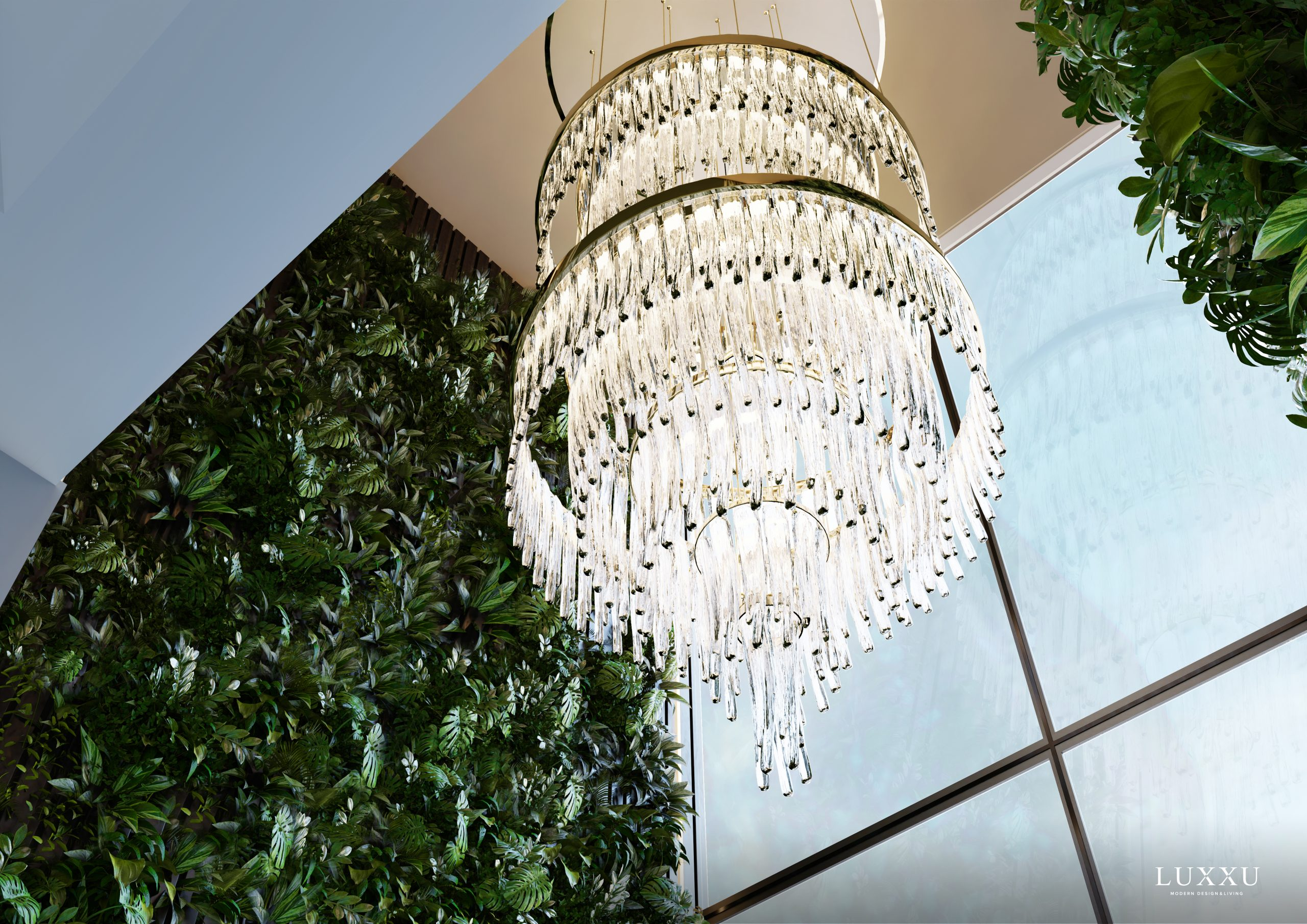 Sparkle Your Design with these lighting pieces from Miami House